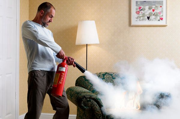 Utilize Your Home Alarm System to Fight Fire