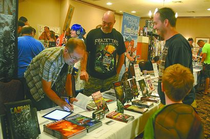 WV creator takes realistic novel to the individuals