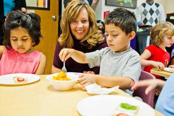 Ten Tips For Folks To Help Kids Create Solid Propensities