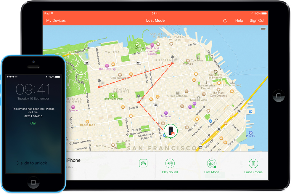 How To Search For Property Using An Apple Device
