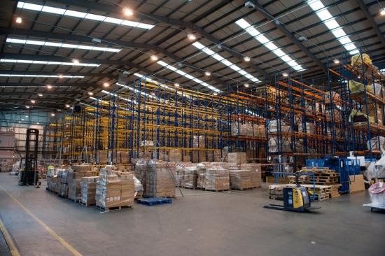 Industrial Distribution Center Organization Overhauls, Plans Extension