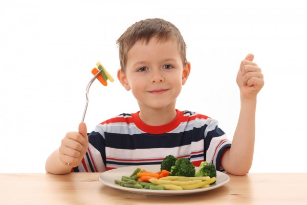 Tips for helping children consume a healthier lunch