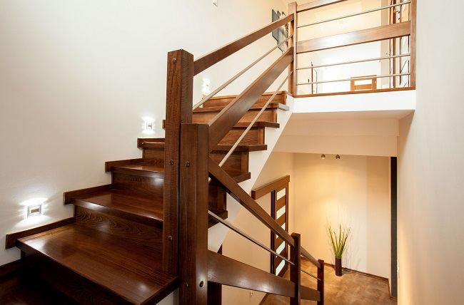 Beauty and Utility In Modern Designs Of Staircases