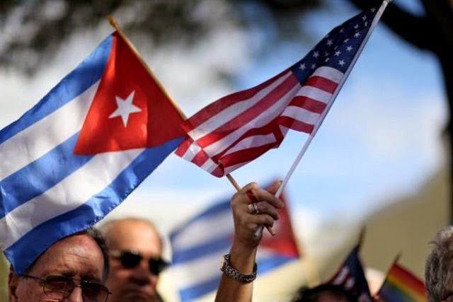 America and Cuba Is Becoming Friends Soon