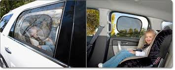 How Do Car Window Sun Shades Protect You and Your Car