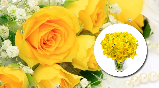 Give You Home Interior A New Look By Adding Fresh Spring Flowers
