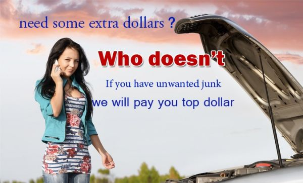 Why Do Companies Buy Junk Cars, NJ From You?