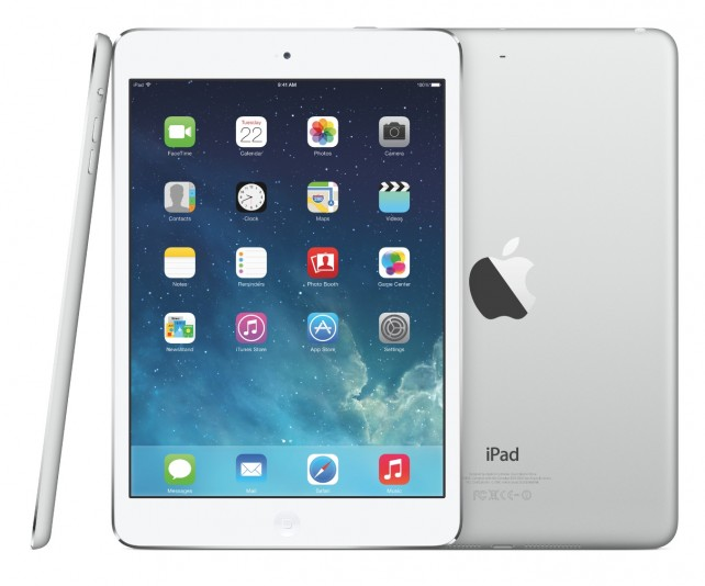 Coming Hands Down On The Tablet: Apple iPad Air 4