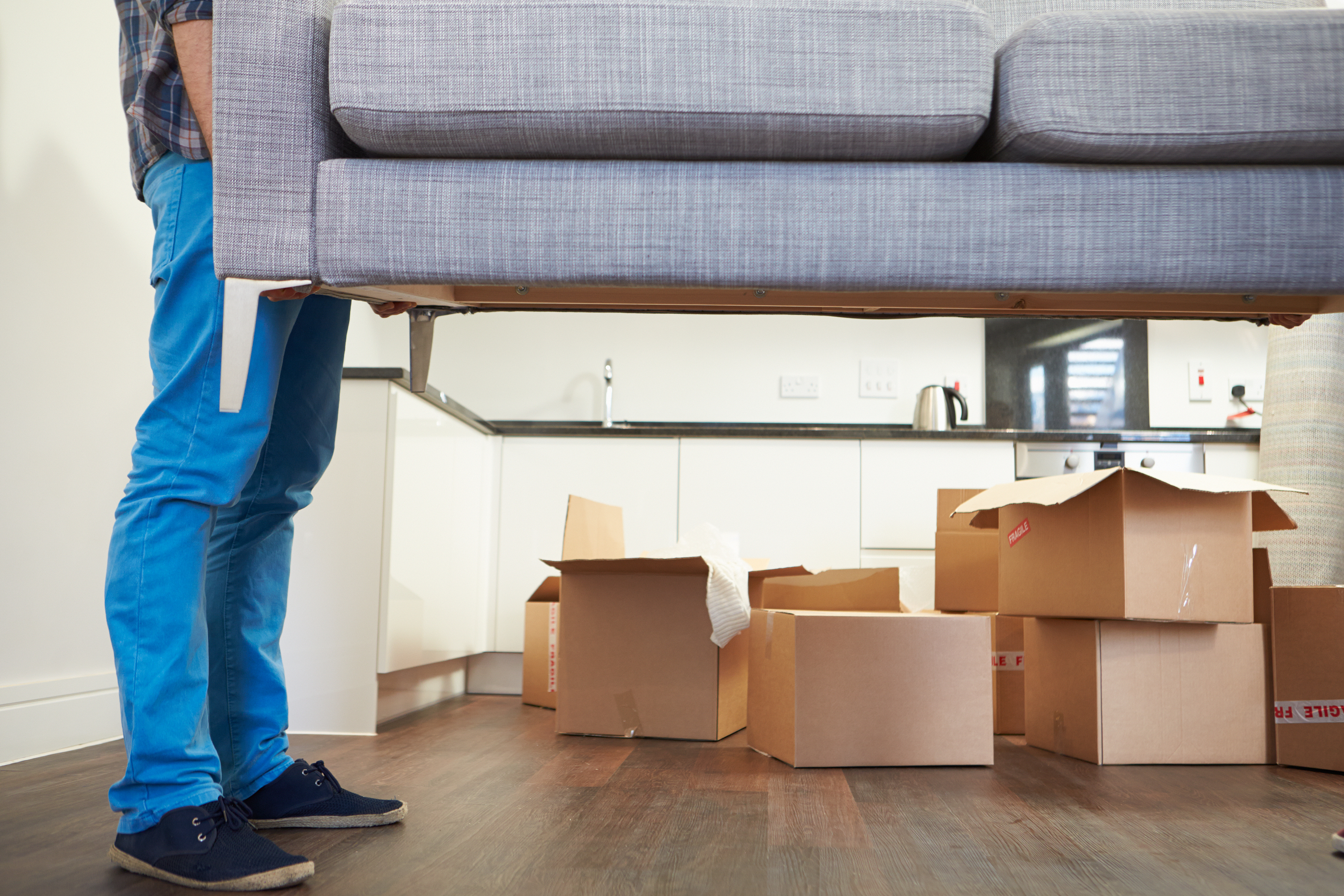 How Does Professional Movers In Fairfax VA Simplify The Daunting Task Of Moving Your Goods?