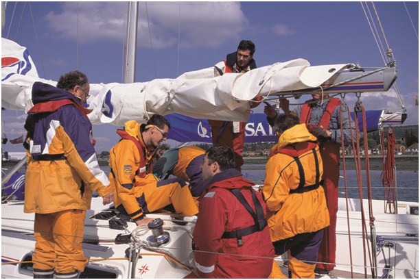 5 Crucial Things To Learn From Competent Crew Sailing Courses!