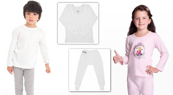 Thermal Wear – Keeps Kids Safe and Helps Them To Enjoy Winters
