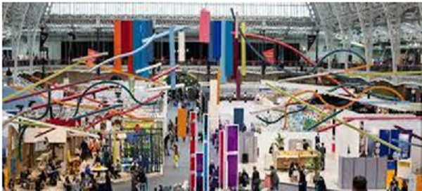 Ten modes to attract visitors to your exhibition stand in London