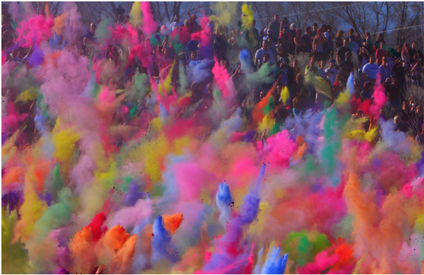 Get Prepared To Go Crazy On Holi…!!!