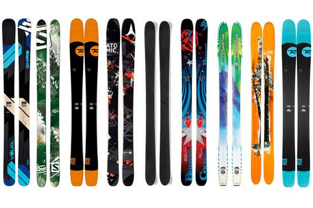 How To Choose The Best Pair Of Skis