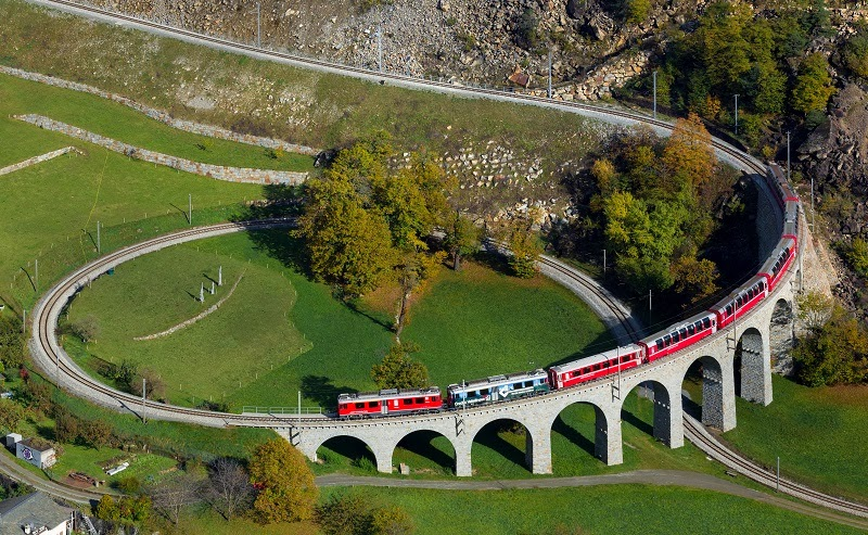 Advantages Of Travel By Train