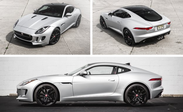 Where To See The New Jaguar F-Type