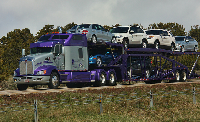 Vehicle Shipping Of Any Type Made Easy Within The Country