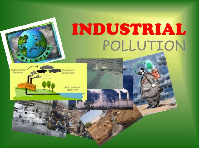 Control Industrial Pollution With The Experts!