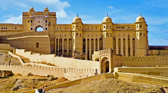 Exploring The Royal Forts In Jaipur