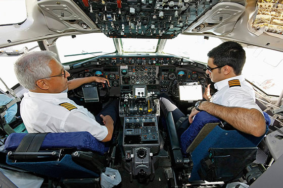 Choose The Respectable Career Of A Commercial Airline Pilot