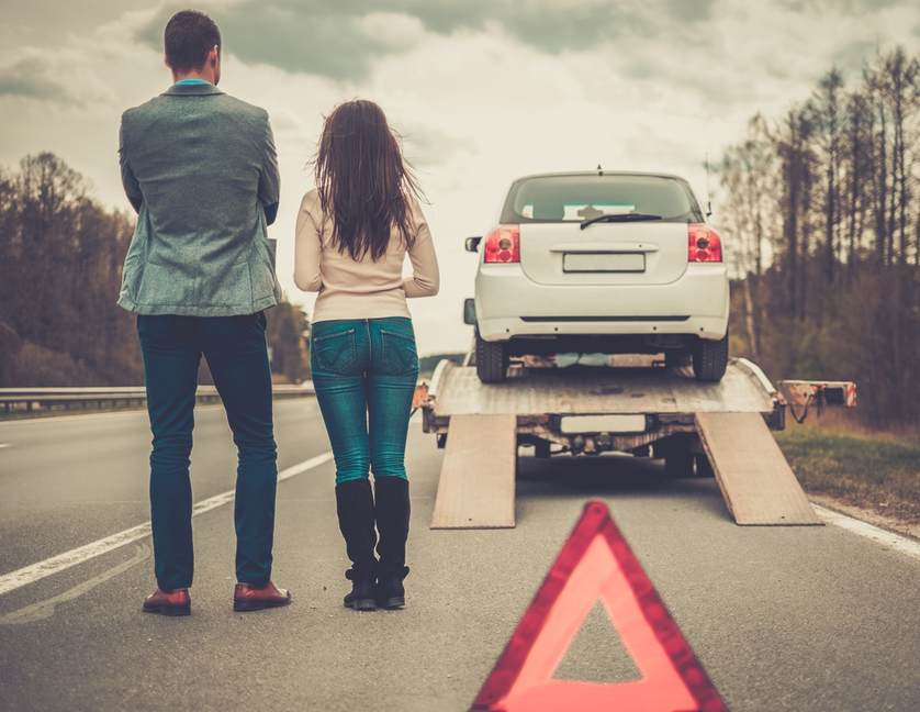 How to Avoid Towing Scams