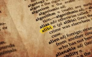 What's An Alibi Defense?