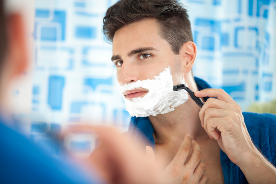 How To Maintain A Clean Shaven Face